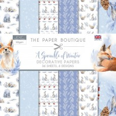 The Paper Boutique - A Sprinkle of Winter 6x6 Paper Pad