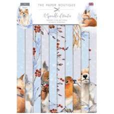 The Paper Boutique - A Sprinkle of Winter Insert Collection