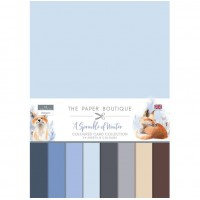 The Paper Boutique - A Sprinkle of Winter Colour Card Collection