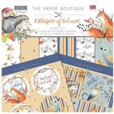 The Paper Boutique - A Whisper of Autumn Paper Kit