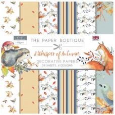 The Paper Boutique - A Whisper of Autumn 6x6 Paper Pad