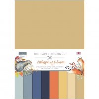 The Paper Boutique - A Whisper of Autumn Colour Card Collection
