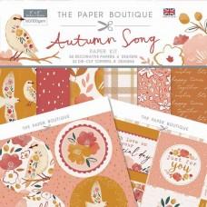 The Paper Boutique - Autumn Song Paper Kit