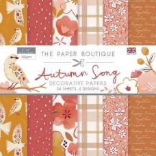The Paper Boutique - Autumn Song 6×6 Paper Pad