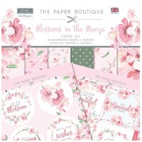 The Paper Boutique - Blossoms in the Breeze Paper Kit