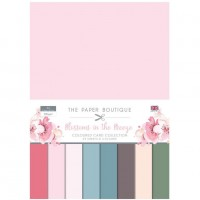 The Paper Boutique - Blossoms in the Breeze Colour Card Collection