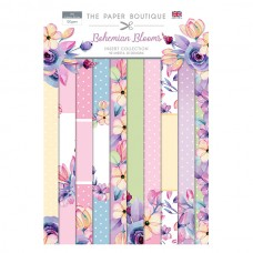 The Paper Boutique - Bohemian Blooms Insert Collection