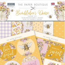 The Paper Boutique - Bumblebee's Dance Paper Kit