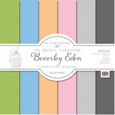 The Paper Boutique - Celebration Gnomes - Colour Card Collection