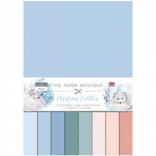The Paper Boutique - Christmas Cuddles Colour Card Collection