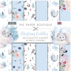 The Paper Boutique - Christmas Cuddles 6x6 Paper Pad