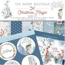 The Paper Boutique - Christmas Magic Paper Kit