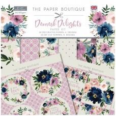 The Paper Boutique - Damask Delights Paper Kit