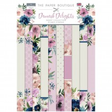 The Paper Boutique - Damask Delights Insert Collection