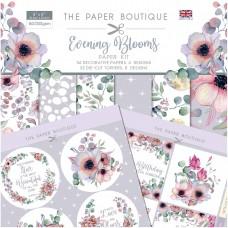 The Paper Boutique - Evening Blooms Paper Kit