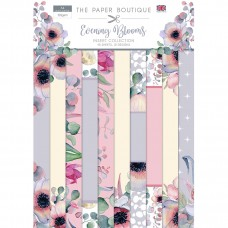 The Paper Boutique - Evening Blooms Insert Collection