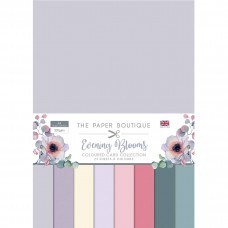 The Paper Boutique - Evening Blooms Colour Card Collection