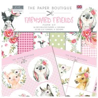 The Paper Boutique - Farmyard Friends Paper Kit