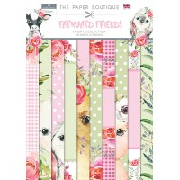 The Paper Boutique - Farmyard Friends Insert Collection