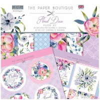 The Paper Boutique - Floral Daze - Paper Kit