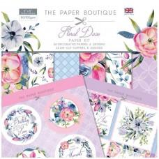 The Paper Boutique - Floral Daze - Paper Kit