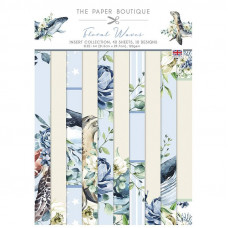 The Paper Boutique - Floral Waves Insert Collection