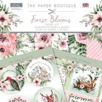 The Paper Boutique Forest Blooms Paper Kit - DISPATCHING WEDNESDAY 24th APRIL