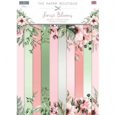 The Paper Boutique Forest Blooms Insert Collection