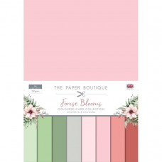 The Paper Boutique Forest Blooms Colour Card Collection