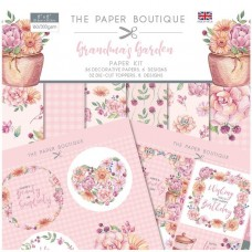 The Paper Boutique - Grandma's Garden Paper Kit