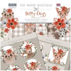 Paper Boutique - Happy Days Paper Kit
