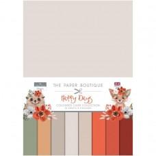 Paper Boutique - Happy Days Colour Card Collection