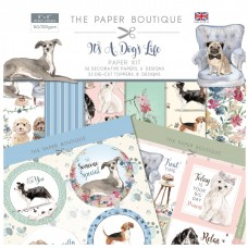 The Paper Boutique - It's A Dog's Life Paper Kit