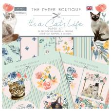 The Paper Boutique - It's a Cat's Life Paper Kit