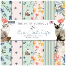 The Paper Boutique - It's a Cat's Life 8x8 Paper Pad