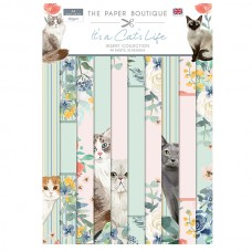 The Paper Boutique - It's a Cat's Life Insert Collection