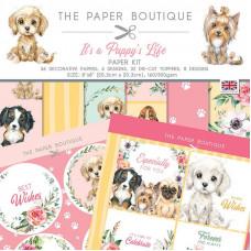 The Paper Boutique - It's a Puppy's Life Paper Kit