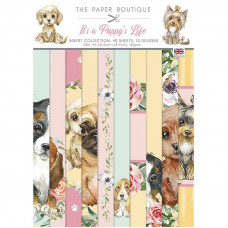The Paper Boutique - It's a Puppy's Life Insert Collection