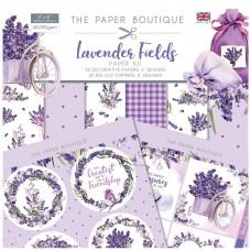 The Paper Boutique - Lavender Fields Paper Kit