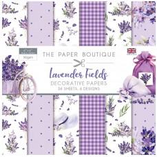 The Paper Boutique - Lavender Fields 6×6 Paper Pad