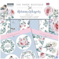The Paper Boutique - Morning Whispers Paper Kit