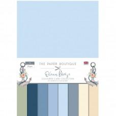 The Paper Boutique - Ocean Breeze Colour Card Collection