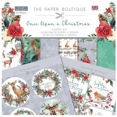 The Paper Boutique - Once Upon a Christmas Paper Kit