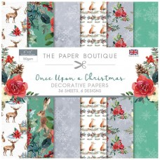 The Paper Boutique - Once Upon a Christmas 6x6 Paper Pad