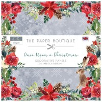 The Paper Boutique - Once Upon a Christmas 7x7 Panel Pad