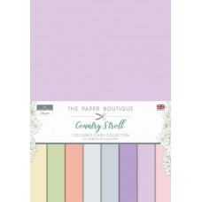 Country Stroll Colour Card Collection