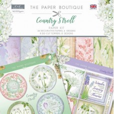 Country Stroll Paper Kit