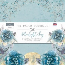 The Paper Boutique - Moonlight Song 7x7 Panel Pad
