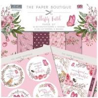 Paper Boutique - Butterfly Ballet Paper Kit