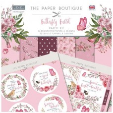 Paper Boutique - Butterfly Ballet Paper Kit